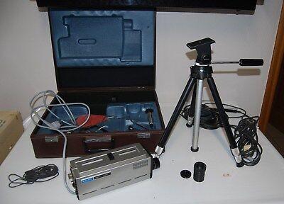 E1 Video caméra - SONY - Vintage - trépied VCT- 20 A - Boite origine