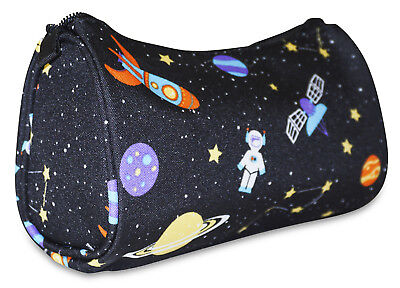 Galaxy Women Makeup Bag Zipper Cosmetic Purse Lady Small Organizer Pouch Black](Galaxy Makeup Bag)