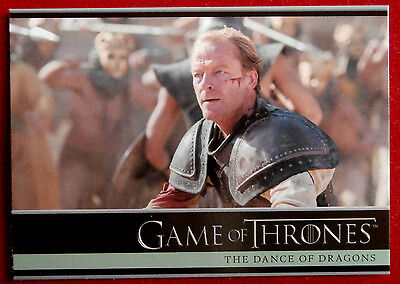 GAME OF THRONES - Season 5 - Card #27 - THE DANCE OF DRAGONS - Rittenhouse 2016