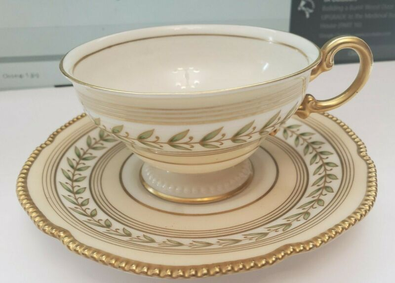 castleton china - duchess tea cup saucer