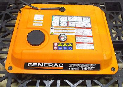 Generac XP6500E Fuel Tank 9 Gallon 0H7504ASRV Replaces 0H7504A W/ Hoses