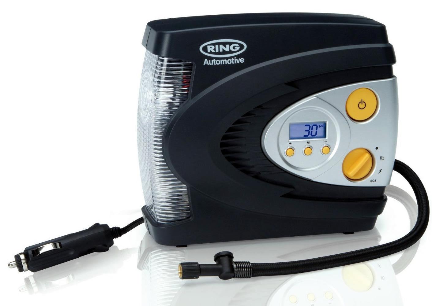 Ring Digital Air Compressor