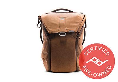 Peak Design Everyday Backpack 20L Tan (Lifetime Warranty) - PD Certified