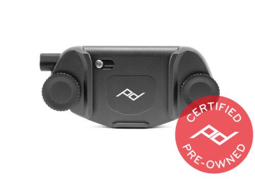 Peak Design Capture V3 Solo Black Clip Only - PD Certified