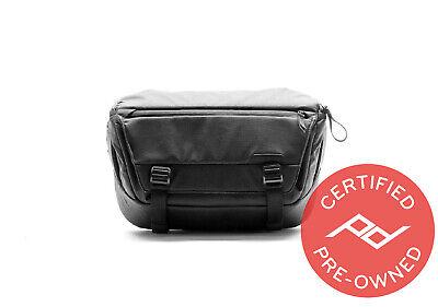 Peak Design Everyday Sling 10L - Black (Lifetime Warranty) - PD Certified