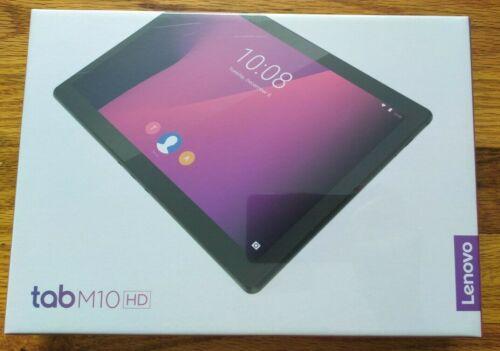 "Lenovo Tab M10 HD 10.1"" Android Tablet (2GB + 16GB) | Slate Black WiFi New"