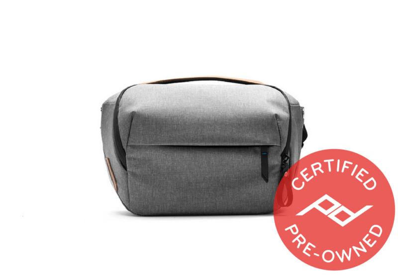Peak Design Everyday Sling 5L (Ash) Lifetime Warranty - PD Certified