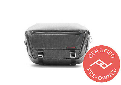 Peak Design Everyday Sling 10L (Charcoal) Lifetime Warranty - PD Certified