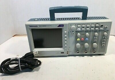 Tektronix Tds2002c 70 Mhz 2 Channel Digital Oscilloscope