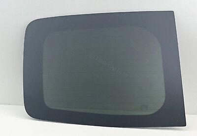 Fits 2012-2017 Nissan NV Van Driver Side Left Back Window Glass Rear Heated