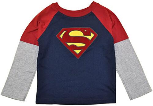 Superman Toddler Boys L/S Top Size 4T
