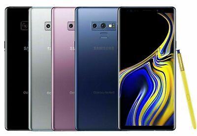 Samsung Galaxy Note 9 - SM-N960U 128GB - GSM CDMA Factory Unlocked Smartphone