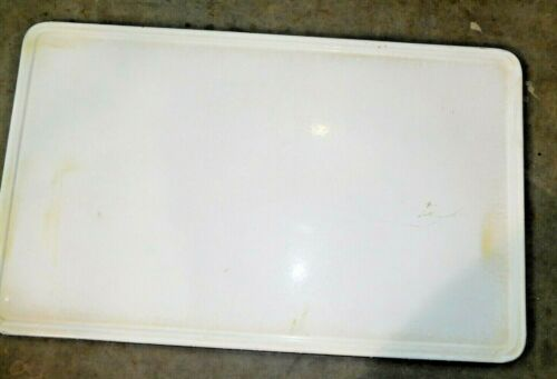 Antique ~ Salvage ~ Porcelain Top for Hoosier or Sellers Kitchen Cabinet ~ #2336