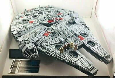 Lego Scratch Built 10179 Star Wars UCS Ultimate Collector's Millennium Falcon