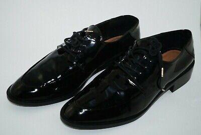 Zara Trafaluc Women's Zepato Plano Black Shoes Size US 8 EU39