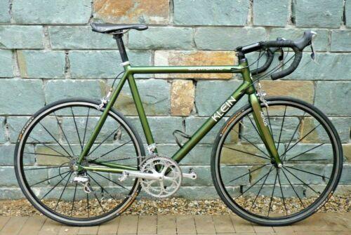 1997 Klein Quantum Pro Jade Chameleon Paint Shimano 105 Components 63cm