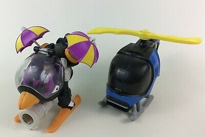 Penguin Helicopters Batman Fisher Price Imaginext DC Super Friends Toy Figure