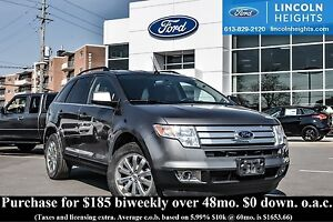 2010 Ford Edge LIMITED - AWD - LEATHER - BLUETOOTH - REVERSE SEN