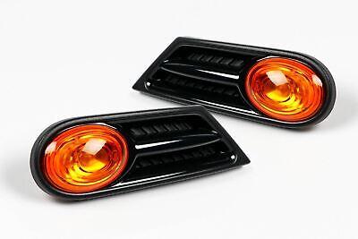 4x Dynamische Seitenblinker Blinker  für BMW MINI Cooper 2007-13//14 Amber//Red