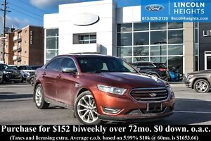 2014 Ford Taurus LIMITED AWD - BLUETOOTH - LEATHER - NAV - POWER