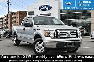 2011 Ford F-150 XLT SUPERCAB 6.5' BED