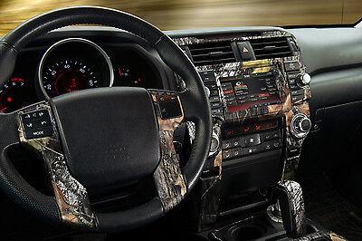 Auto Interior Skin - Camo Dash Kit - Break-up