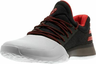 Adidas Mens James Harden Vol.1 Pioneer Boost Black White  BW0546 Size 10,13 NEW