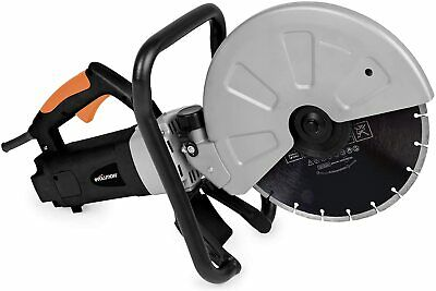 Evolution Power Tools Disccut1 Electric Concrete Saw With 12 In. Diamond Blade