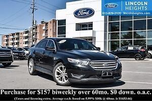 2013 Ford Taurus SEL - BLUETOOTH - LEATHER - REVERSE SENSING - V