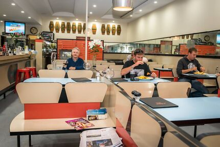 """Iconic Cafe For Sale """"The Paragon Cafe West Wyalong"""