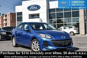2013 Mazda Mazda3 i Sport AT 4-Door