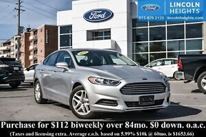 2015 Ford Fusion SE - BLUETOOTH - HEATED FRONT SEATS
