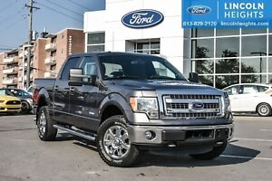 2014 Ford F-150 XLT SuperCrew  5.5 bed 4WD