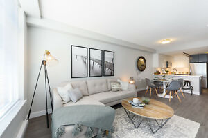 Modern 2 bedroom 1 bath apartments in New Westminster!