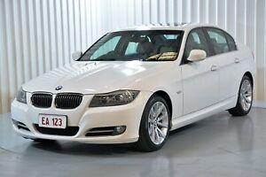 2011 BMW 3 Series E90 MY11 323i Steptronic Lifestyle White 6 Speed Sports Automatic Sedan