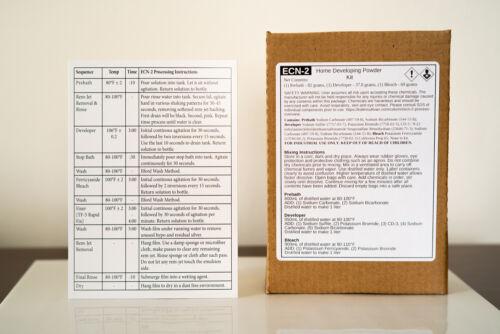 1 Liter ECN-2 Color Negative Film Developing Kit