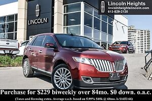 2015 Lincoln MKX AWD