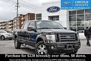 2010 Ford F-150 FX4SuperCrew6.5-ft. Bed 4WD