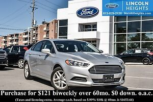 2013 Ford Fusion SE - BLUETOOTH - HEATED FRONT SEATS