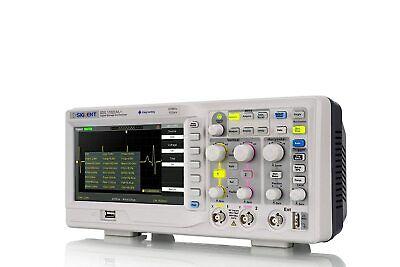 Siglent Technologies Sds1102cml Digital Storage Oscilloscope 100 Mhz