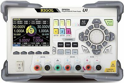 Rigol Dp832a 3 Channels Programmable Dc Power Supply