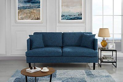 Modern Large Size 2 Seat Sofa Upholstered Loveseat Sofa/Couc