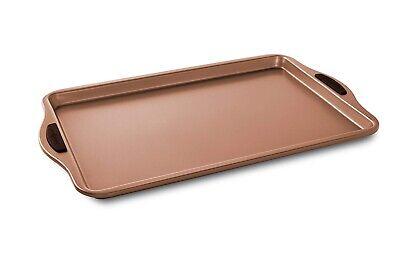"Nordic Ware 48043 Freshly Baked Cookie Sheet, 10"" x 15"", Cop"