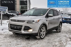 2015 Ford Escape TITANIUM 4WD - BLUETOOTH - LEATHER - BLIND SPOT