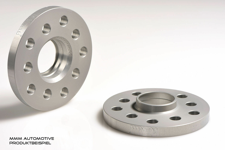 H/&R DRA Spurverbreiterung 60mm MERCEDES-BENZ CLK C209 6055665 silber
