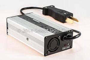 new 36 volt golf cart battery charger 36v ezgo club car ds. Black Bedroom Furniture Sets. Home Design Ideas