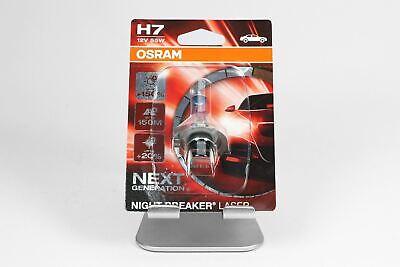 Osram Night Breaker Laser H7 55W PX26d Birne x1 Scheinwerfer Nebelscheinwerfer