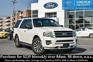 2015 Ford Expedition XLT 4WD - LEATHER - BLUETOOTH - REMOTE STAR