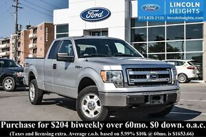 2013 Ford F-150 XLT SuperCrew6.5-ft. Bed 4WD