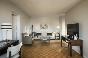 Move-in Ready 1 Bedroom Available Now! $1166/month Inclusive